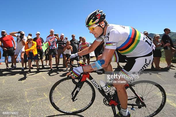 97th Tour de France 2010 / Stage 14 EVANS Cadel / Revel - Ax 3 Domaines / Ronde van Frankrijk / TDF / Rit Etape / Tim De Waele