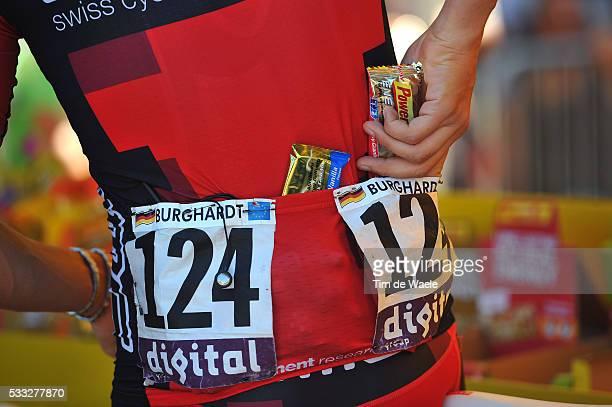 97th Tour de France 2010 / Stage 14 Illustration Illustratie / BURGHARDT Marcus / Ravitaillement Bevoorrading / Revel - Ax 3 Domaines / Ronde van...