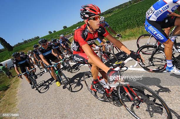 97th Tour de France 2010 / Stage 14 MORABITO Steve / Revel - Ax 3 Domaines / Ronde van Frankrijk / TDF / Rit Etape / Tim De Waele