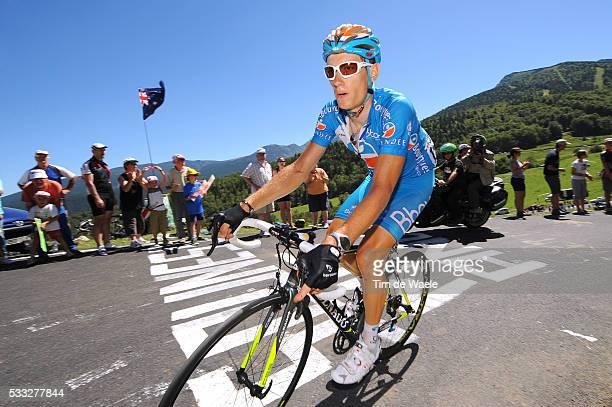 97th Tour de France 2010 / Stage 14 ROLLAND Pierre / Revel - Ax 3 Domaines / Ronde van Frankrijk / TDF / Rit Etape / Tim De Waele