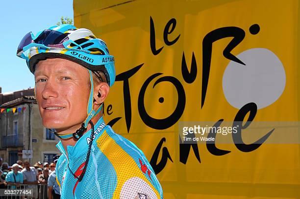 97th Tour de France 2010 / Stage 14 VINOKOUROV Alexandre / Revel - Ax 3 Domaines / Ronde van Frankrijk / TDF / Rit Etape / Tim De Waele
