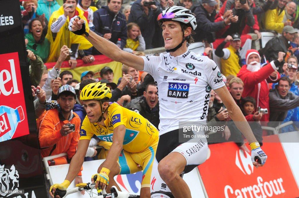 Cycling: 97Th Tour De France 2010 / Stage 17 : Nachrichtenfoto