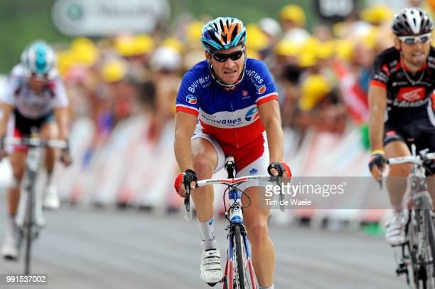 97Th Tour De France 2010 Stage 7Voeckler Thomas / Tournus Station Des Rousses / Ronde Van Frankrijk Tdf Rit Etape Tim De Waele