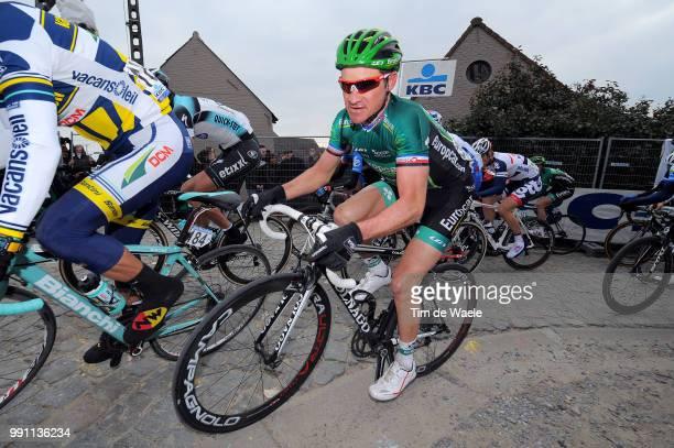 97Th Tour Of Flanders 2013 Voeckler Thomas / Paterberg Brugge Oudenaarde / Tour De Flandres Ronde Van Vlaanderen Rvv /Tim De Waele