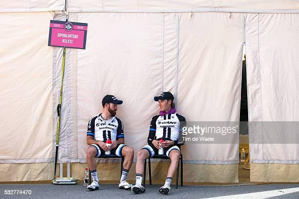 97th Tour of Italy 2014 / Stage 11 Arrival / GESCHKE Simon / PREIDLER Georg / Collecchio Savona / Giro Tour Ronde van Italie Etape Rit / Tim De Waele
