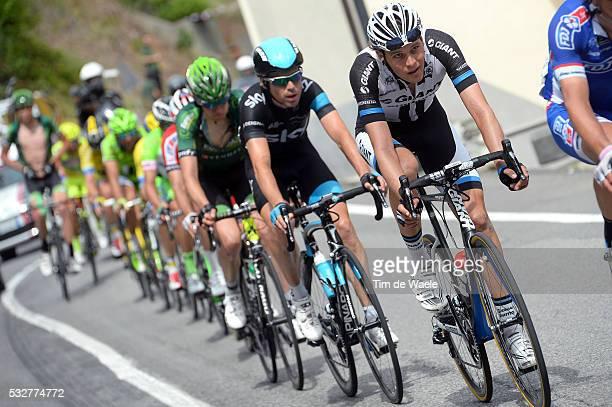 97th Tour of Italy 2014 / Stage 11 PREIDLER Georg / Collecchio Savona / Giro Tour Ronde van Italie Etape Rit / Tim De Waele