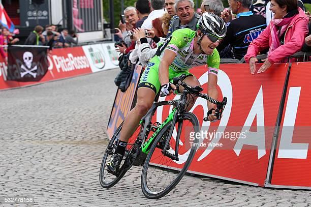 97th Tour of Italy 2014 / Stage 14 BATTAGLIN Enrico / Aglie - Oropa 1142m / Giro Tour Ronde van Italie Rit Etappe / Tim De Waele