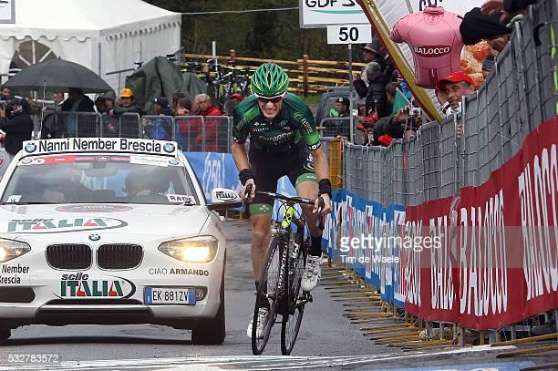 97th Tour of Italy 2014 / Stage 16 Arrival / ROLLAND Pierre / Ponte Di Legno Val Martello Martelltal 2059m / Giro Tour Ronde van Italie Rit Etappe /...