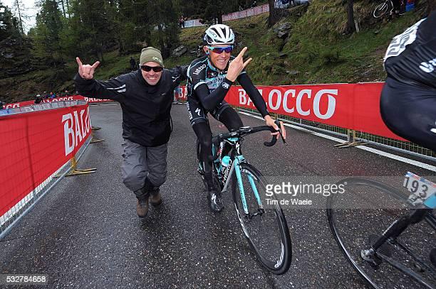 97th Tour of Italy 2014 / Stage 16 PAUWELS Serge / TIEBERGYN Kim / Ponte Di Legno Val Martello Martelltal 2059m / Giro Tour Ronde van Italie Rit...