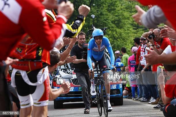 97th Tour of Italy 2014 / Stage 19 HESJEDAL Ryder / Bassano Del Grappa - Cima Grappa 1712m / Time trial Contre la Montre Tijdrit TT / Giro Tour Ronde...