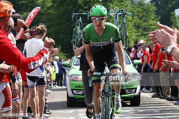 97th Tour of Italy 2014 / Stage 19 KELDERMAN Wilco / Bassano Del Grappa - Cima Grappa 1712m / Time trial Contre la Montre Tijdrit TT / Giro Tour...