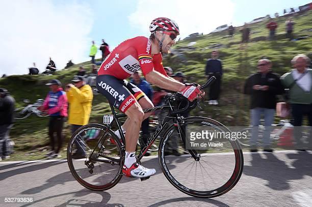 97th Tour of Italy 2014 / Stage 19 MONFORT Maxime / Bassano Del Grappa - Cima Grappa 1712m / Time trial Contre la Montre Tijdrit TT / Giro Tour Ronde...