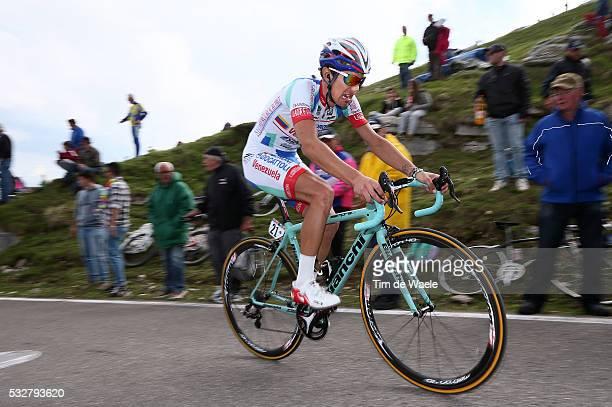97th Tour of Italy 2014 / Stage 19 PELLIZOTTI Franco / Bassano Del Grappa - Cima Grappa 1712m / Time trial Contre la Montre Tijdrit TT / Giro Tour...