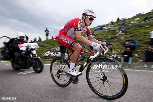 97th Tour of Italy 2014 / Stage 19 VORGANOV Eduard / Bassano Del Grappa - Cima Grappa 1712m / Time trial Contre la Montre Tijdrit TT / Giro Tour...