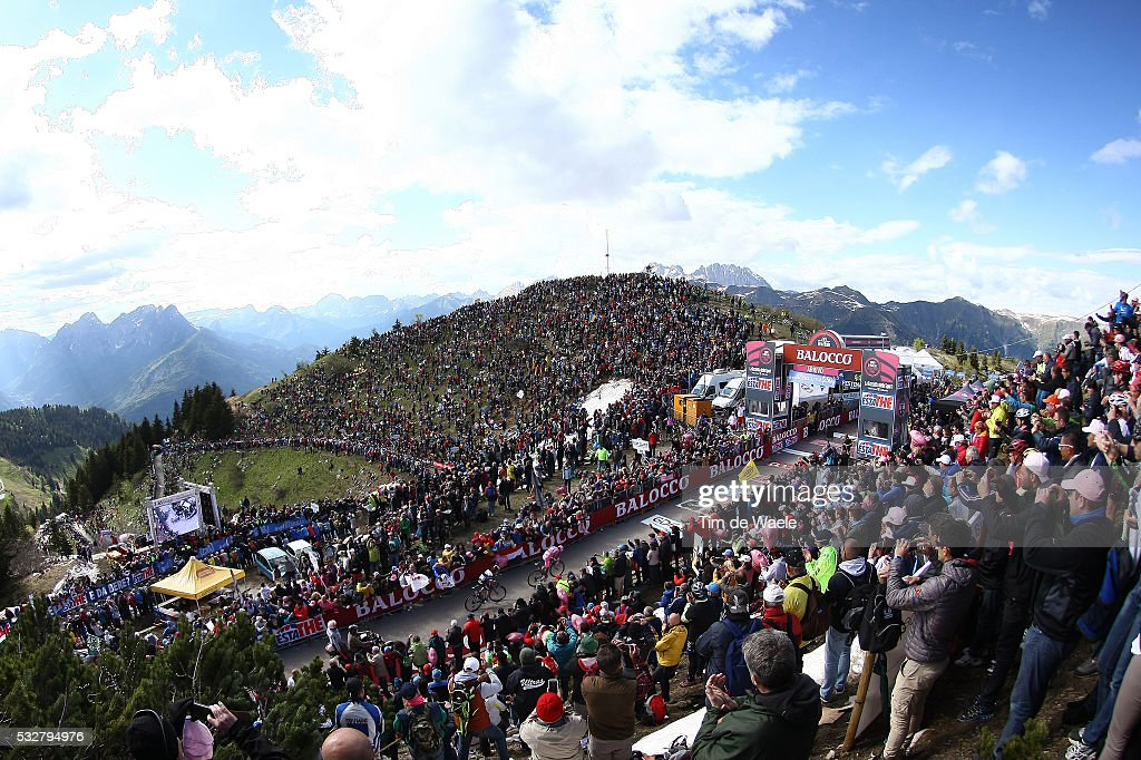 Cycling: 97th Tour of Italy 2014 / Stage 20 : ニュース写真