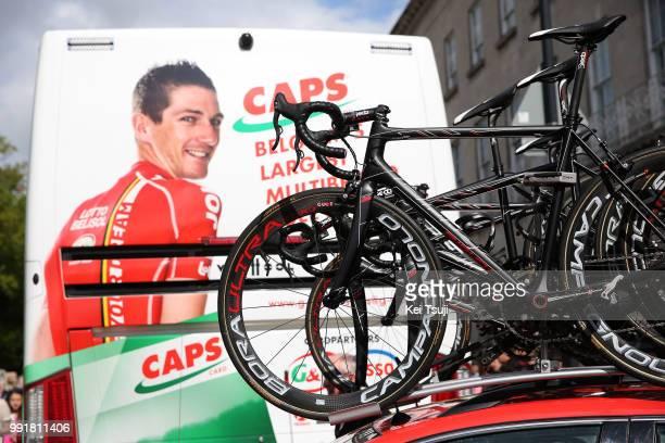 97Th Tour Of Italy 2014, Stage 3Illustration Illustratie, Ridley Bike Velo Fiets Campagnolo, Jurgen Van Den Broeck / Armagh - Dublin / Giro Tour...