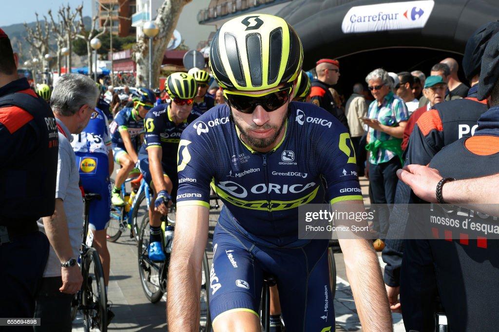 97th Volta Ciclista a Catalunya 2017 / Stage 1 Damien HOWSON (AUS)/ Calella - Calella (178,9km)/ Tour of Catalunya /