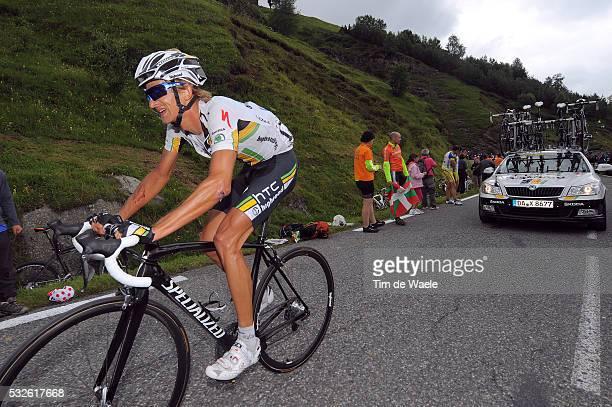 98th Tour de France 2011 / Stage 12 Peter VELITS / Cugnaux - Luz-Ardiden / Ronde van Frankrijk / TDF / Etape Rit / Tim De Waele | Location:...