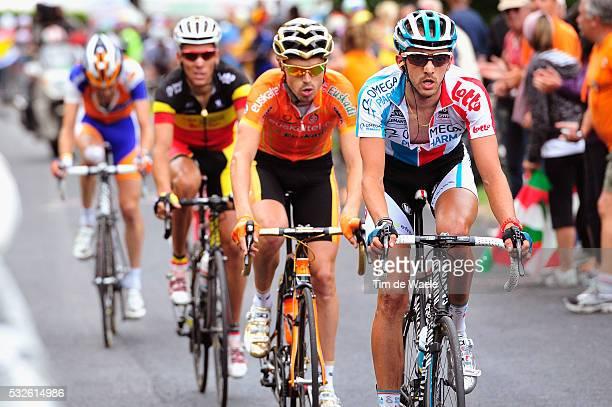 98th Tour de France 2011 / Stage 12 VANENDERT Jelle / SANCHEZ Samuel / Philippe GILBERT / Cugnaux - Luz-Ardiden / Ronde van Frankrijk / TDF / Etape...