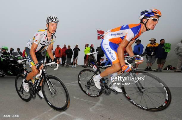 98Th Tour De France 2011, Stage 12Tony Martin / Luis Leon Sanchez / Col Du Tourmalet / Cugnaux - Luz-Ardiden /Ronde Van Frankrijk, Tdf, Etape Rit /...