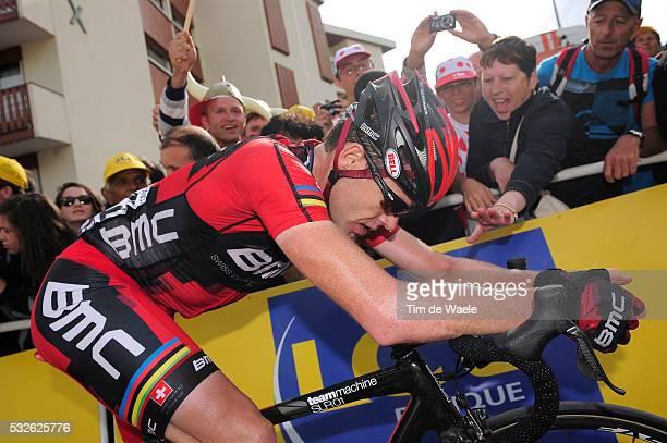 98th Tour de France 2011 / Stage 19 Arrival / EVANS Cadel Deception Teleurstelling / Modane Valfrejus - Alpe-D'Huez / Ronde van Frankrijk / TDF /...