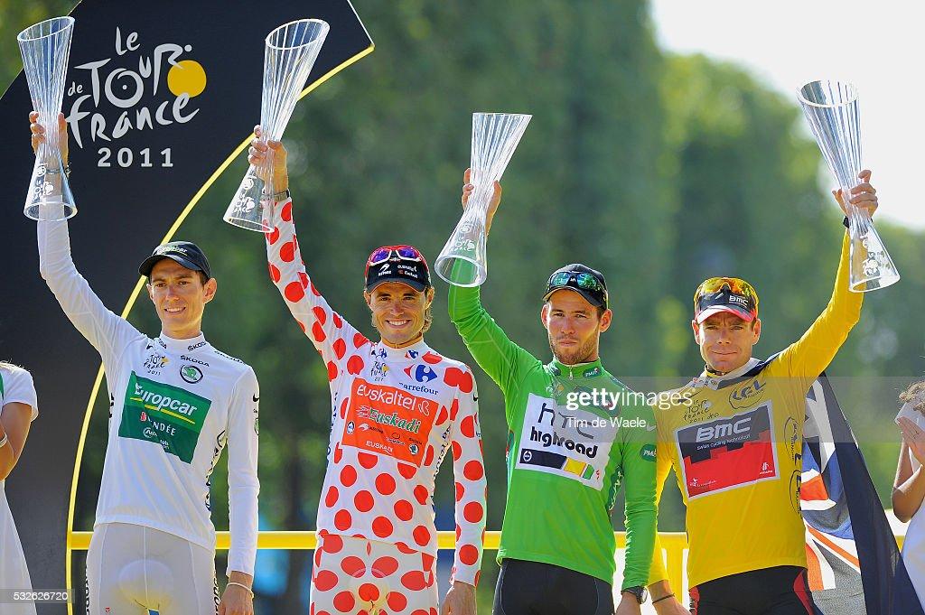 Cycling : 98th Tour de France 2011 / Stage 21 : ニュース写真