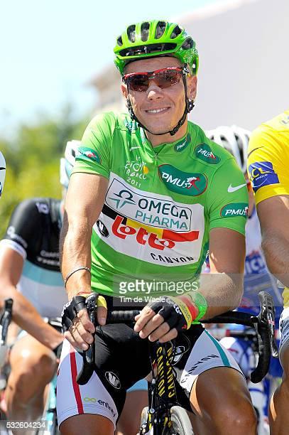 98th Tour de France 2011 / Stage 3 Philippe GILBERT Green Jersey / OlonneSurMer Redon / Ronde van Frankrijk / TDF / Etape Rit /Tim De Waele