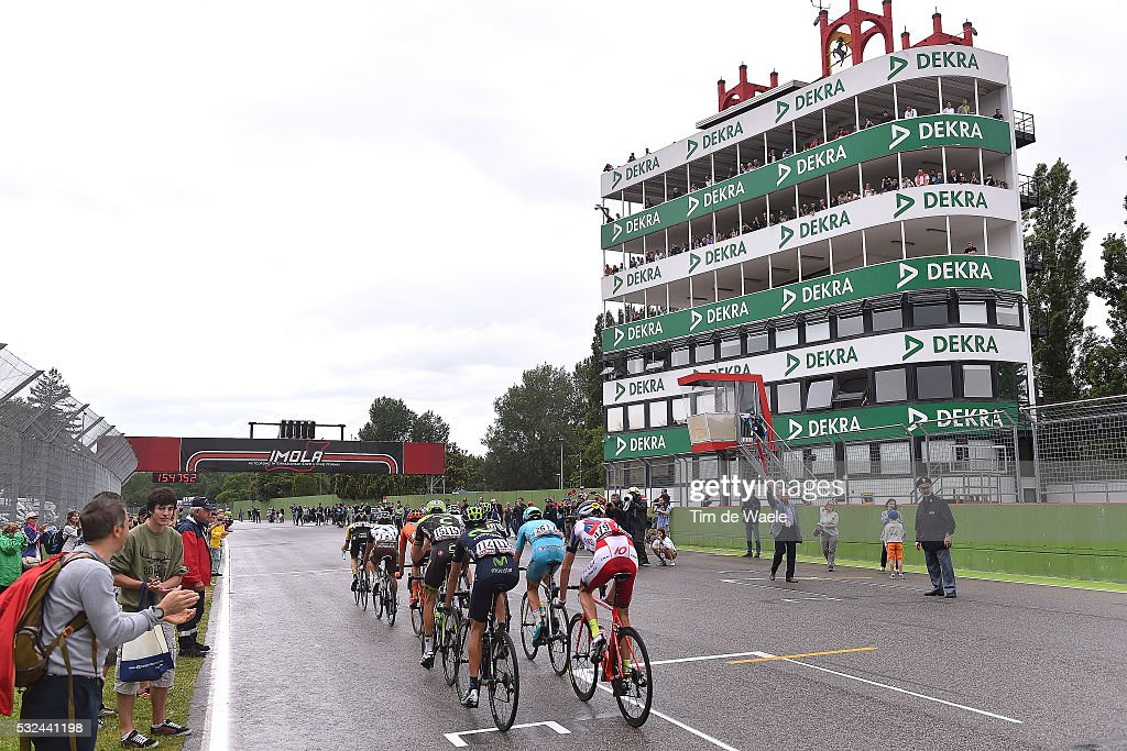 Cycling: 98th Tour of Italy 2015 / Stage 11 : ニュース写真