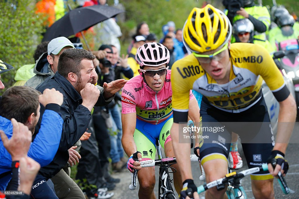 Cycling: 98th Tour of Italy 2015 / Stage 16
