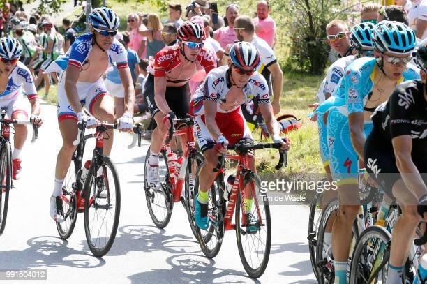 98Th Tour Of Italy 2015, Stage 18 Trofimov Yury / Van Den Broeck Jurgen / Geniez Alexandre / Elissonde Kenny / Melide - Verbania / Giro Tour Ronde...