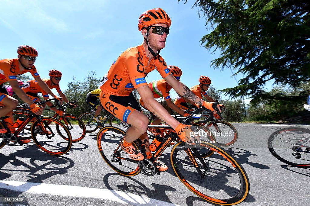 98th Tour of Italy 2015 / Stage 2 BOLE Grega / Albenga ...