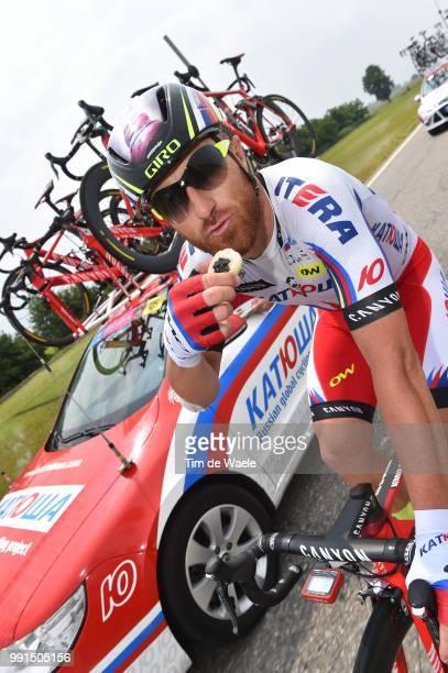 98Th Tour Of Italy 2015 Stage 21Paolini Luca / Katusha Team Car Voiture Auto Caviar/TorinoMilano / Giro Tour Ronde Van Italie Rit Etape