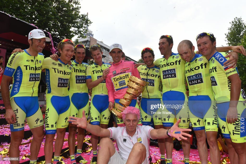 Cycling: 98Th Tour Of Italy 2015 / Stage 21 : ニュース写真