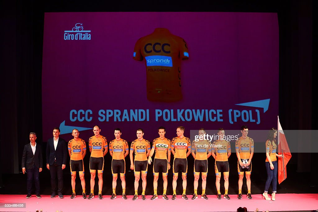 Cycling: 98th Tour of Italy 2015 / Team Presentation : News Photo