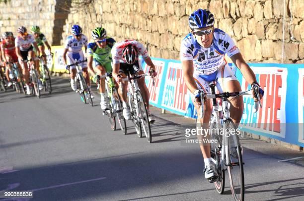 Milan - Sanremo Alessandro Bertolini , Kurt-Asle Arvesen , Filippo Pozzato , Niklas Axelsson , Fabian Cancellara , Poggio, Milaan Milano San Remo ,...