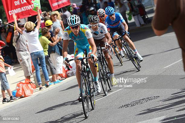 99th Tour de France 2012 / Stage 12 Robert Kiserlovski / JeanChristophe Peraud / David Millar / Egoi Martinez De Esteban / Cyril Gautier /...