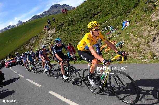 99Th Tour De France 2012, Stage 16Bradley Wiggins Yellow Jersey, Christopher Froome / Jurgen Van Den Broeck / Pau - Bagneres-De-Luchon / Ronde Van...