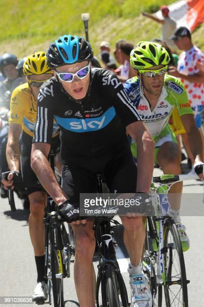 99Th Tour De France 2012, Stage 16Christopher Froome / Bradley Wiggins Yellow Jersey, Vincenzo Nibali / Pau - Bagneres-De-Luchon / Ronde Van...