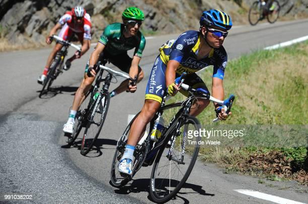 99Th Tour De France 2012, Stage 16Sergio Miguel Moreira Paulinho / Pau - Bagneres-De-Luchon / Ronde Van Frankrijk Tdf, Rit Stage /Tim De Waele