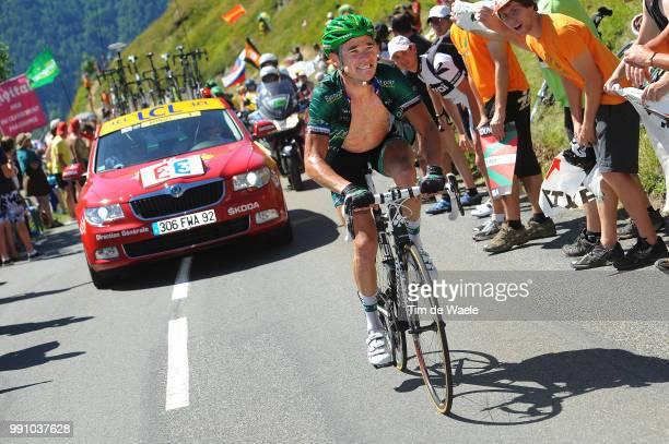 99Th Tour De France 2012 Stage 16Thomas Voeckler / Pau BagneresDeLuchon / Ronde Van Frankrijk Tdf Rit Stage /Tim De Waele