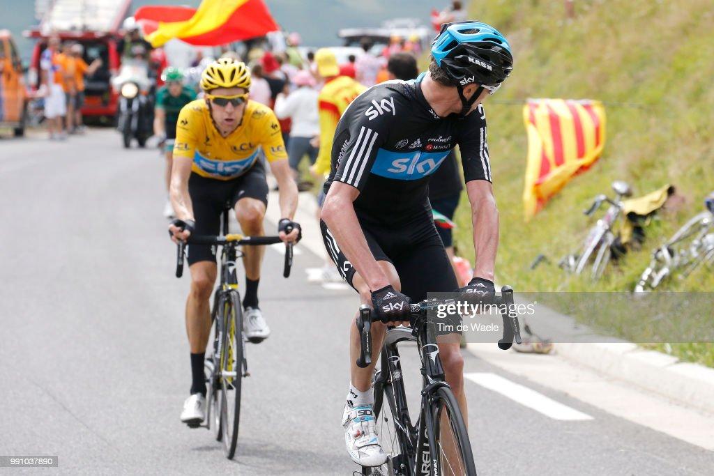 Cycling : 99Th Tour De France 2012 / Stage 17 : ニュース写真