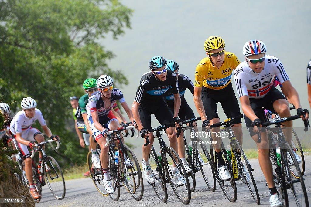 Cycling - Tour de France - Stage 17 : ニュース写真
