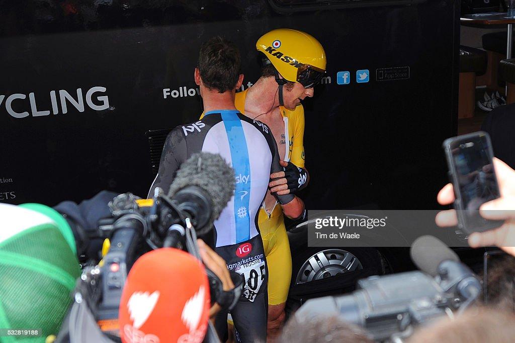 Cycling : 99th Tour de France 2012 / Stage 19 : ニュース写真