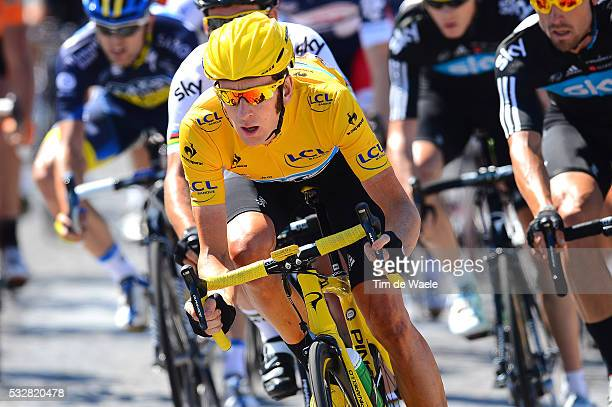 99th Tour de France 2012 / Stage 20 Bradley Wiggins Yellow Jersey / Rambouillet - Paris Champs-Elysees / Ronde van Frankrijk TDF / Rit Stage /Tim De...
