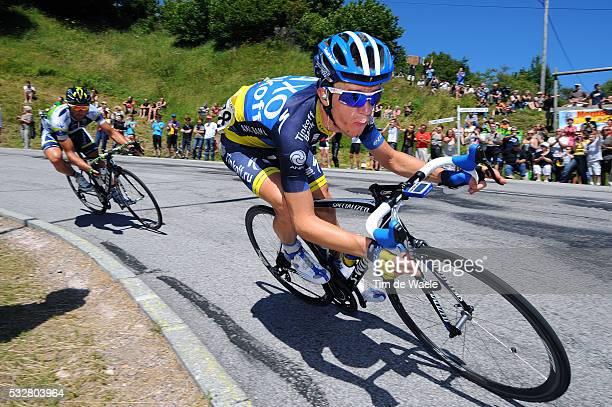 99th Tour de France 2012 / Stage 7 Chris Anker Sorensen / Tomblaine - La Planche des Belles Filles 1035m / Ronde van Frankrijk TDF / Rit Stage /Tim...