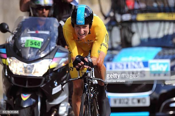 99th Tour de France 2012 / Stage 9 Bradley Wiggins Yellow Jersey / Arc-Et-Senans - Besancon / Time Trial Contre la Montre Tijdrit TT / Ronde van...