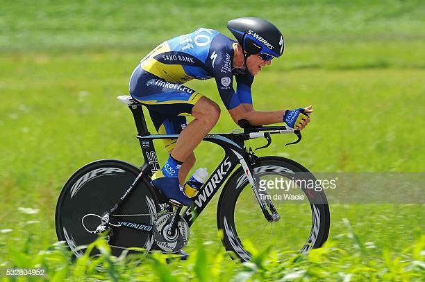 99th Tour de France 2012 / Stage 9 Chris Anker Sorensen / Arc-Et-Senans - Besancon / Time Trial Contre la Montre Tijdrit TT / Ronde van Frankrijk TDF...