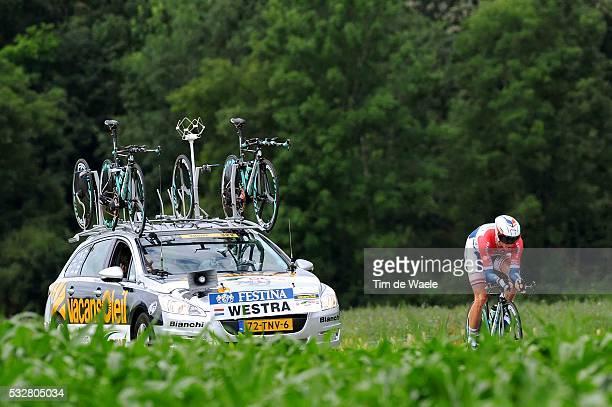 99th Tour de France 2012 / Stage 9 Lieuwe Westra / Arc-Et-Senans - Besancon / Time Trial Contre la Montre Tijdrit TT / Ronde van Frankrijk TDF / Rit...