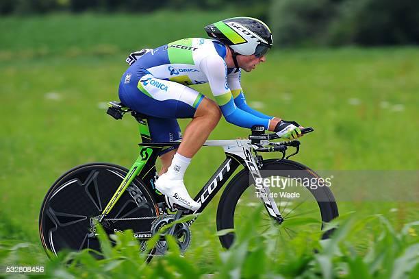 99th Tour de France 2012 / Stage 9 Michael ALBASINI / Arc-Et-Senans - Besancon / Time Trial Contre la Montre Tijdrit TT / Ronde van Frankrijk TDF /...