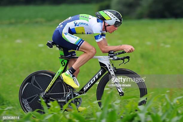 99th Tour de France 2012 / Stage 9 Pieter Weening / Arc-Et-Senans - Besancon / Time Trial Contre la Montre Tijdrit TT / Ronde van Frankrijk TDF / Rit...